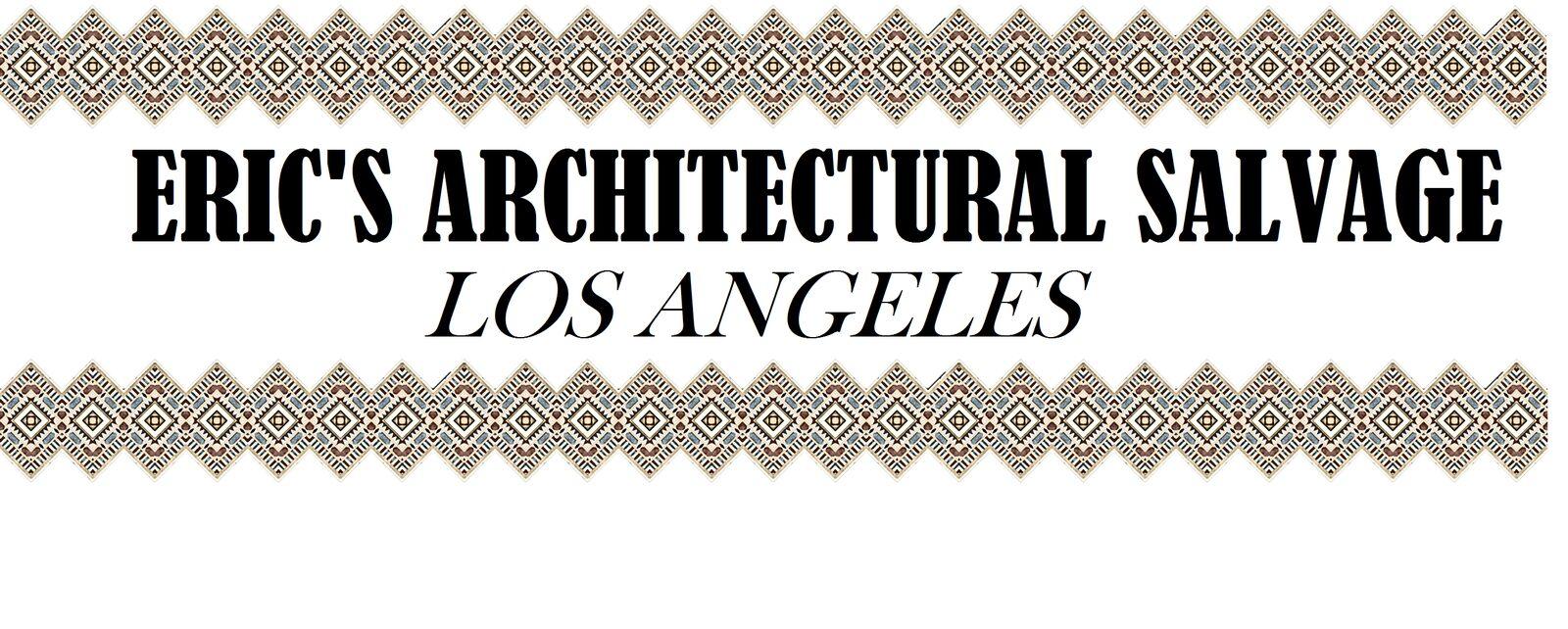 Erics Architectural Salvage LA