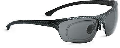 Sportbrille Unisex Radbrille Sonnenbrille mit Innenclip in Ihrer Sehstärke Neu