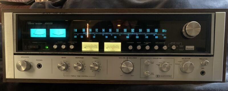 Sansui 8080DB - Nicely Restored!