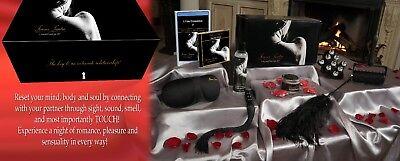 Valentine's Special: Forever Tantra Sensual Massage Kit - Sensual Massage Kit