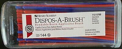Dispos-a-brush Henry Schein