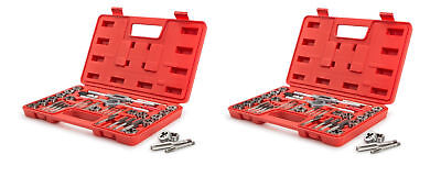 TEKTON 78-pc. Tap and Die Set 39-pc.(Metric) 7559  39-pc (Inch) 7558
