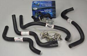 Gates Heater Tap & Hose kit for Holden VT VX VY -V6  Commodore  HV5631VT-VY