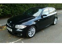 AUTOMATIC BMW 1 SERIES (118i M-SPORT) Drives Great, Low Miles, Full Electrics, Leather Seats, AirCon