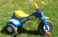 Fisher Price kids ride-on pedal motorcycle