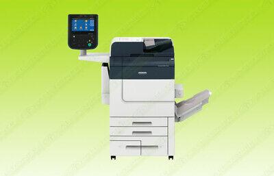 Xerox Primelink C9065 Laser Color Bw Printer Scan Copier Server 65ppm Mfp C9070