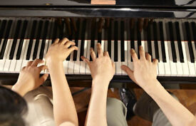 Piano lessons in Lambeth and Southwark