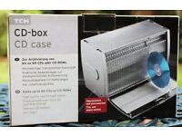 CD Storage Case for 60 CDs