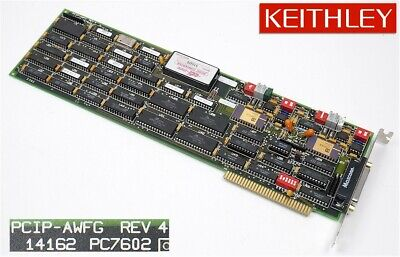 Keithley Instruments Pcip-awfg Rev 4 Arbitary Waveform Generator Board
