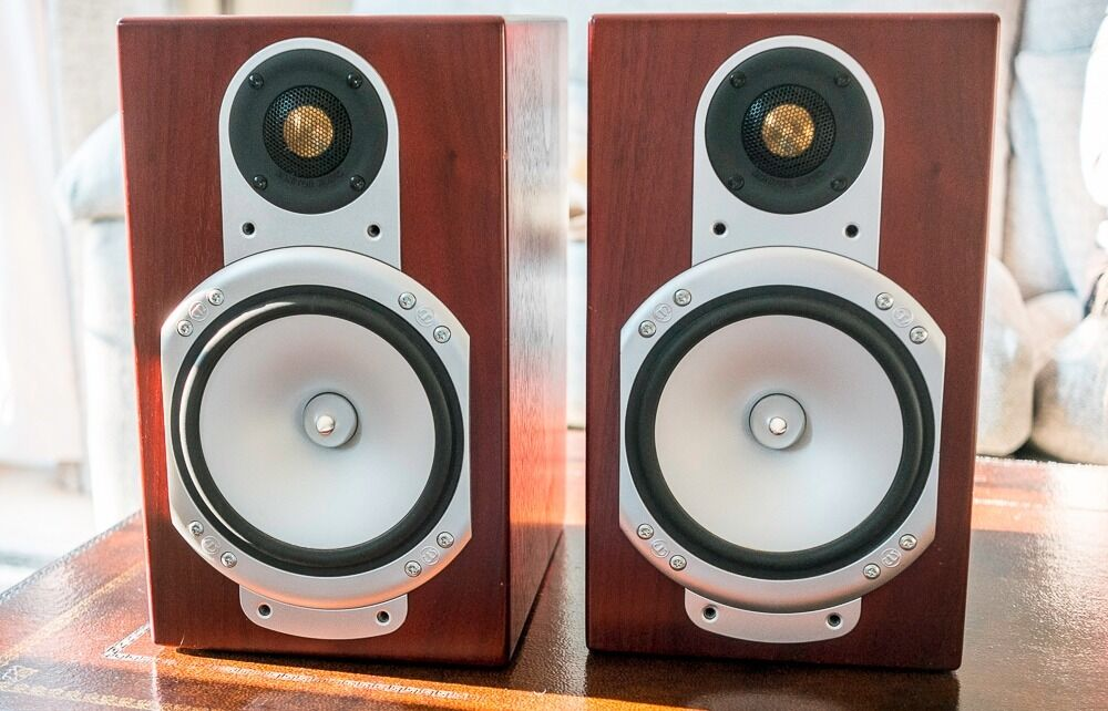 Used Monitor Audio Silver RS1 Bookshelf speakers for Sale ...