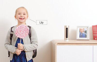Die smarte Kamera scannt jedes Gesicht und gibt Entwarnung - oder schlägt Alarm. (© Netatmo)
