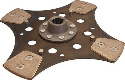 Re72536 Pto Clutch Disc 4 Pad For John Deere 5076e 5076ef 5076el Tractors