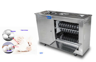 Bakery Equipment Steamed Bread Machinedough Rounderdivider 110 Volts65-75g