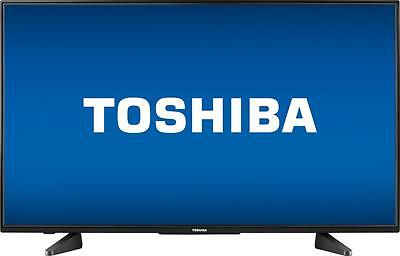Toshiba   43  Class  42 5  Diag     Led   1080P   With Chromecast Built In