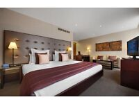 Two Night stay in Shepherds Bush inc train tickets from Newcastle for 2 May 11th-13th