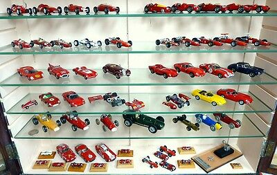 Ferrari scale model collection one lot of 59  many custom and pro builds RARE !