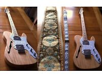 Fender '72 Telecaster Thinline