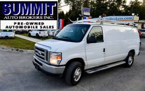 2012 Ford E-250 ECONOLINE | CAR-PROOF CLEAN | MP3 | REAR A/C