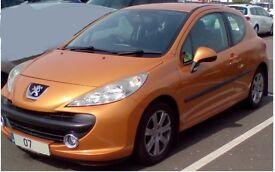 Peugeot 207 1.6 HDI sport -110 BHP- 2007