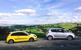 Ford Fiesta Mk6 Zetec S 1.6 3DR Anniversary Edition (Yellow)