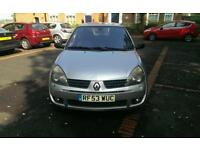 QUICK SALE NEEDED!!!! Clio 172 with limited edition factory built in SatNav.