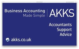 SMALL BUSINESS ACCOUNTANT £55.00 PER MONTH - COMPLETE SOLUTION