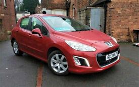 image for Peugeot, 308, Hatchback, 2013, Manual, 1560 (cc), 5 doors * 1 Year Warranty*Low Mileage 51k*