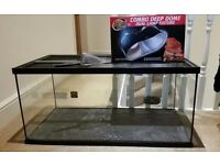 3ft Glass Vivarium