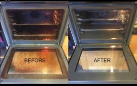 Oven Cleaning Offer