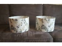 Lampshades set of two