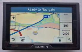 """5"""" GARMIN Drive 51 LMT-S Lifetime Maps and Traffic Update for UK & West Europe (no offers!)"""
