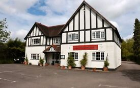 Part time Waiting Staff, Flexible hours