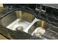 """""""NEW UNBOXED"""" TOP BRAND BLANCO 1.5 SINK"""
