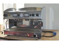 Brasilia Roma 2 Group Commercial Coffee Machine