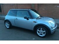 AUTOMATIC MINI COOPER LEATHER TRIM SERVICE HISTORY AIR CONDITIONING AUTO MINI COOPER