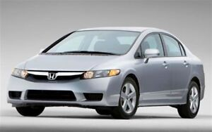 2007 Honda Civic LX