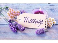 4 HANDS AVAILABLE **** Full body massage Swedish relaxing