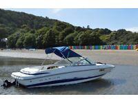 2005 Maxum 1800mx Sports Boat, Trailer, VHF Radio, Garmin Fish finder, CD Radio, one owner