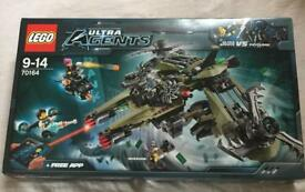 Lego ultra agents 70164 brand new