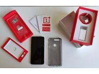 OnePlus 5T 128GB 8GB RAM Midnight Black Unlocked Smartphone Mobile Phone