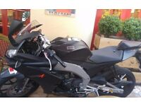 Very good bike I want sell because need the money small scraches the lefthand side everything work