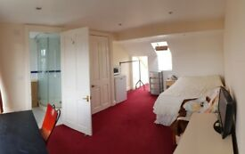 Large Double Room en-suite Shower & WC Harrow