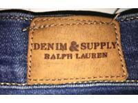 Designer Ralph Lauren jeans