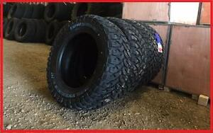 NEW TIRES ALL TERRAIN LIGHT TRUCK PICK UP MUD COMFORSER MULTIRAC ARTUM GINELL