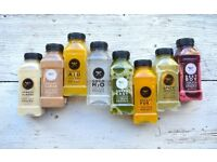Kitchen Manager   £25k - £32k   Organic Juice Bar + Kitchen