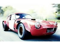 WANTED CLASSIC RACE RALLY TRACK CAR OLD RETRO ANYTHING CONSIDERED
