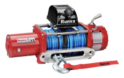 New Runva Winch for 4x4 4wd Offroad Full Range Available Best WTY Capalaba Brisbane South East Preview