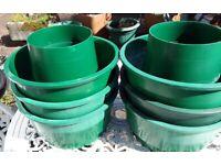Garden growpots for growbag
