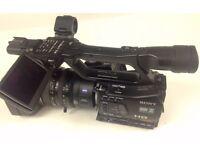 Sony HVR-Z7E Camcorder - Black