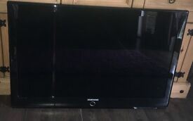 """SAMSUNG 40"""" HD LCD TV- wall mountable only"""